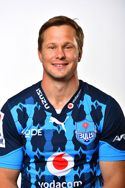 Arno Botha (Vice Captain)