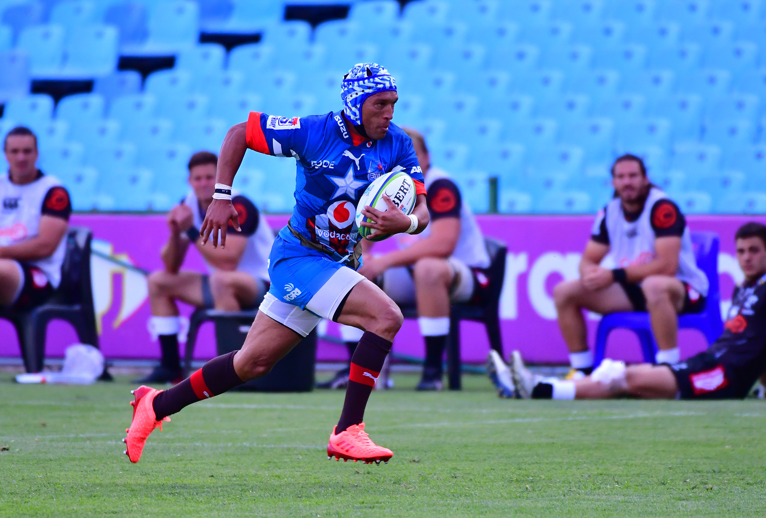 A Tribute to 25 years of Vodacom Super Rugby