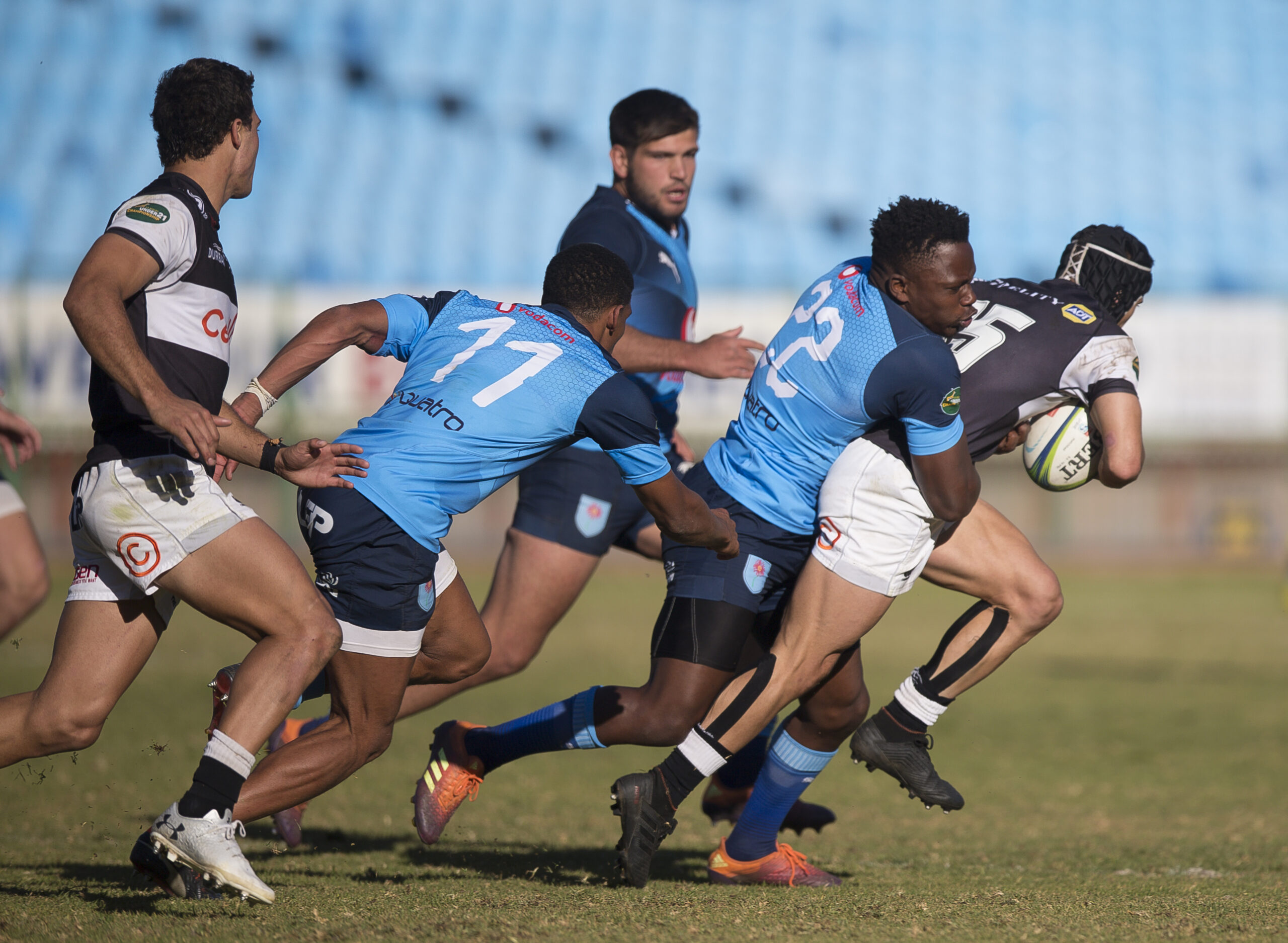 Vodacom Blue Bulls U21 primed for Cell C Sharks encounter