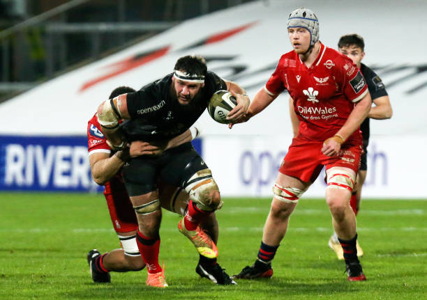 Big Marcell Coetzee joins #BullsFamily