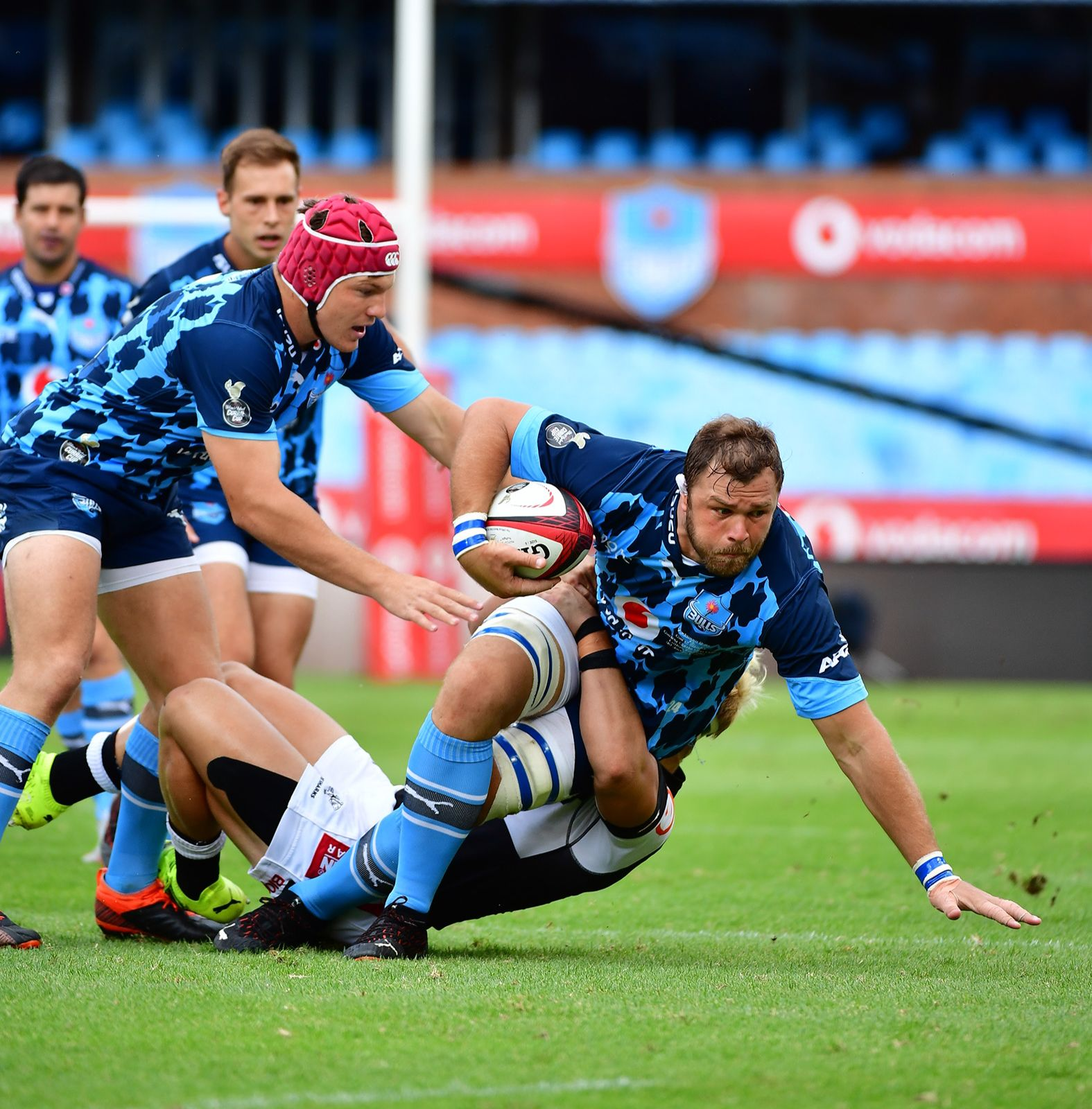 Vodacom Bulls secure Carling Currie Cup at the death