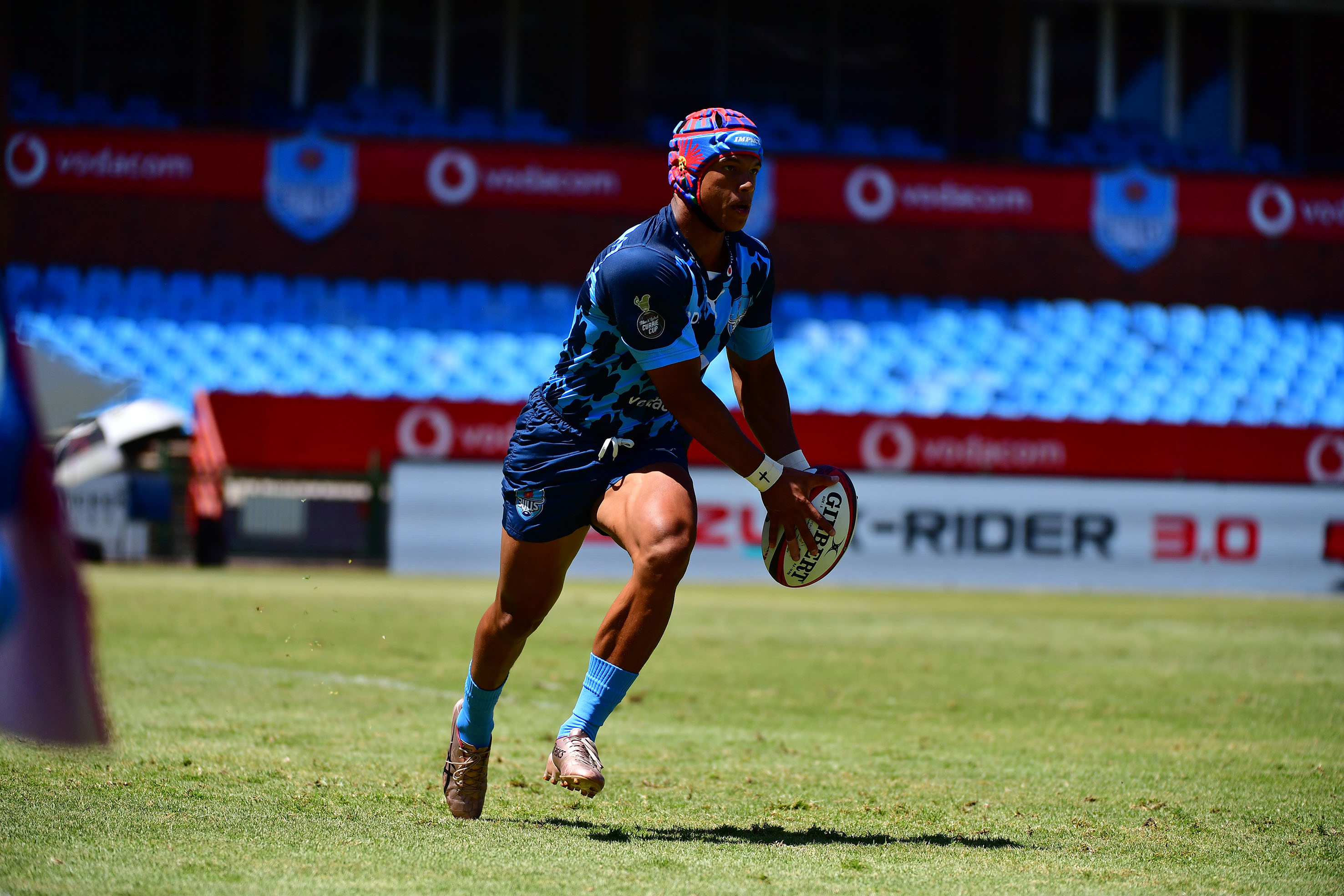 Vodacom Bulls look to experience for final