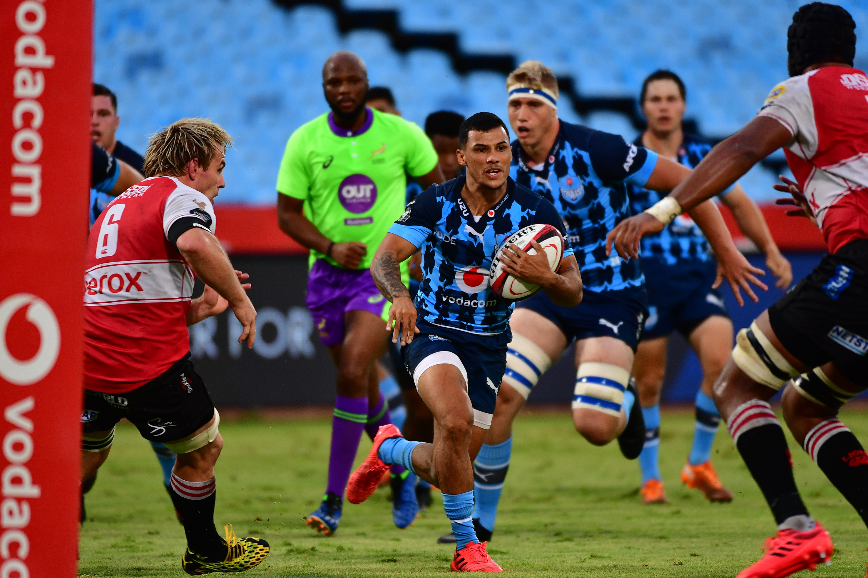 Carling Currie Cup semi-final match preview – Vodacom Bulls v Xerox Lions
