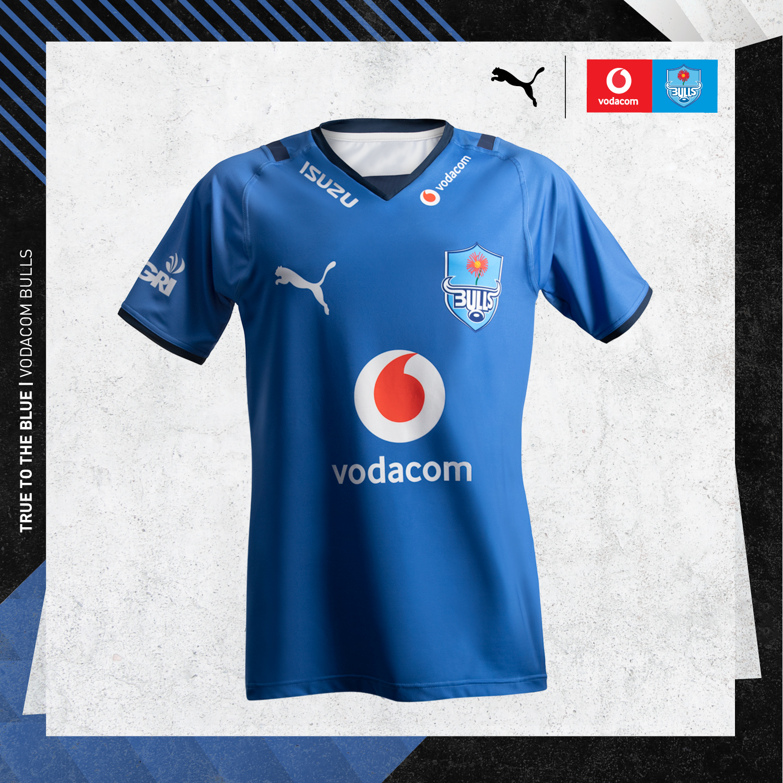 Vodacom Bulls kit inspired by historic win over the British & Irish Lions