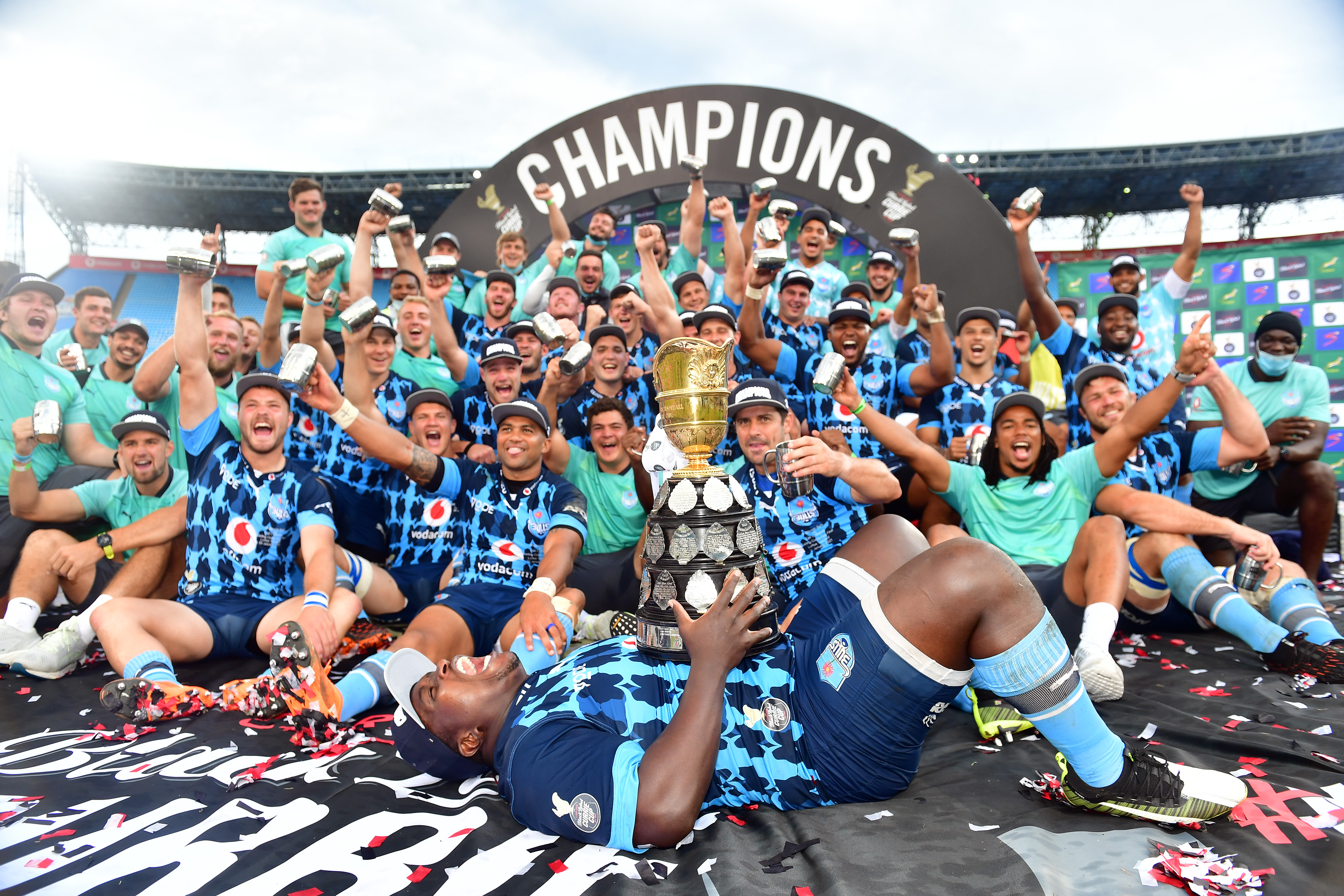 Several Vodacom Bulls ' nominated for 2020 BrightRock Players Choice Awards