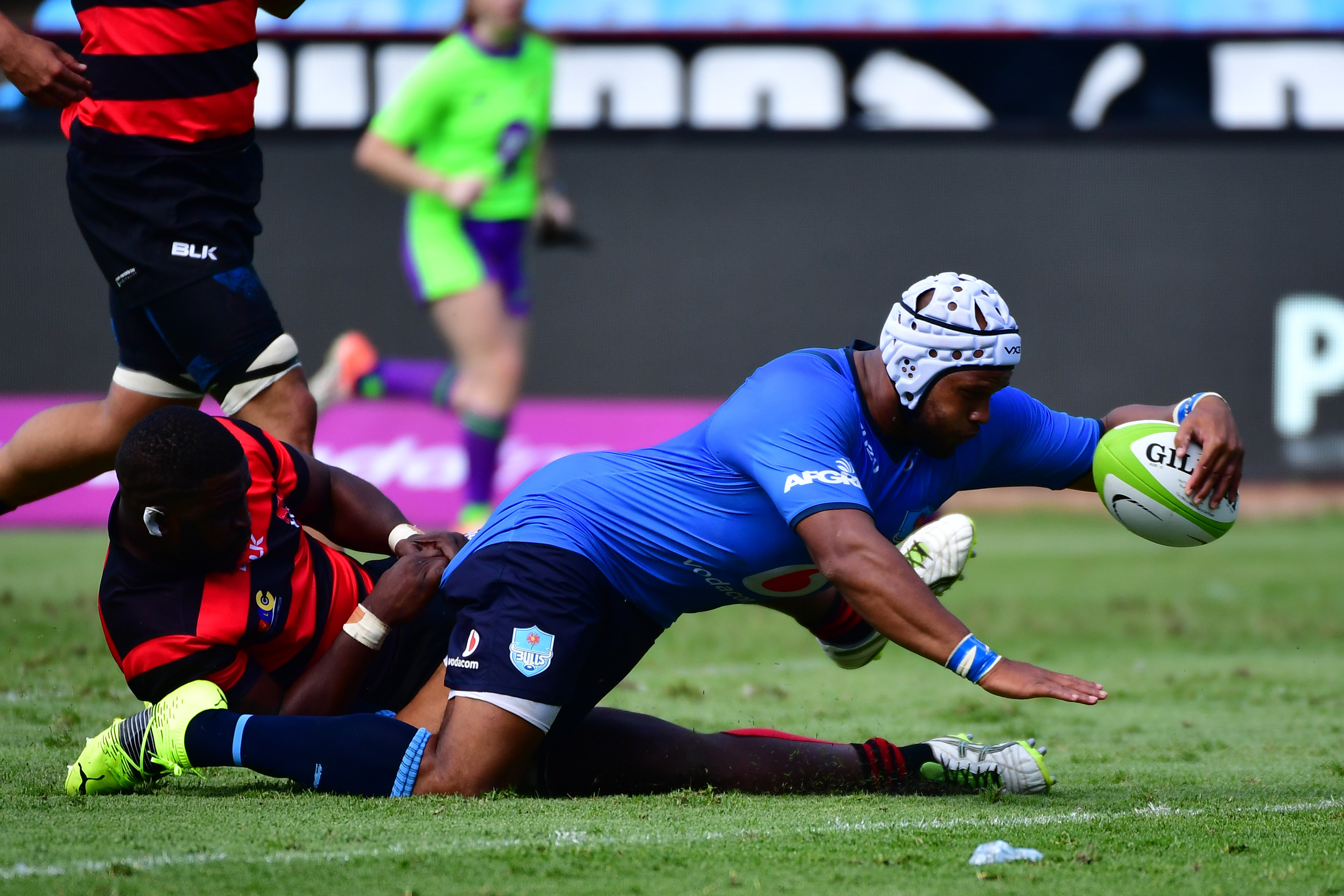 Vodacom Bulls aim for consistency in selection for New Nation Pumas clash