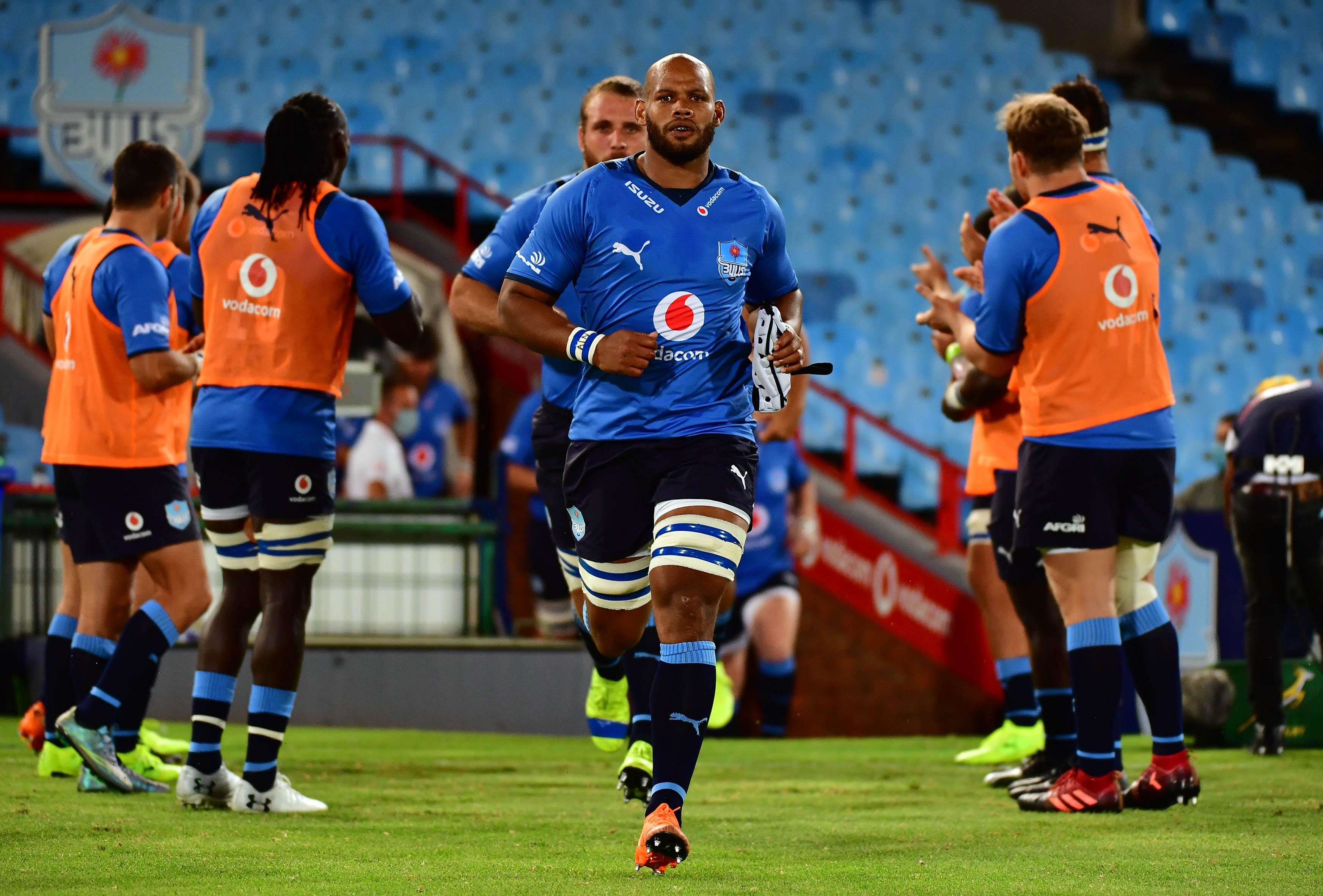 Vodacom Bulls Debut For Goosen Against SA 'A'