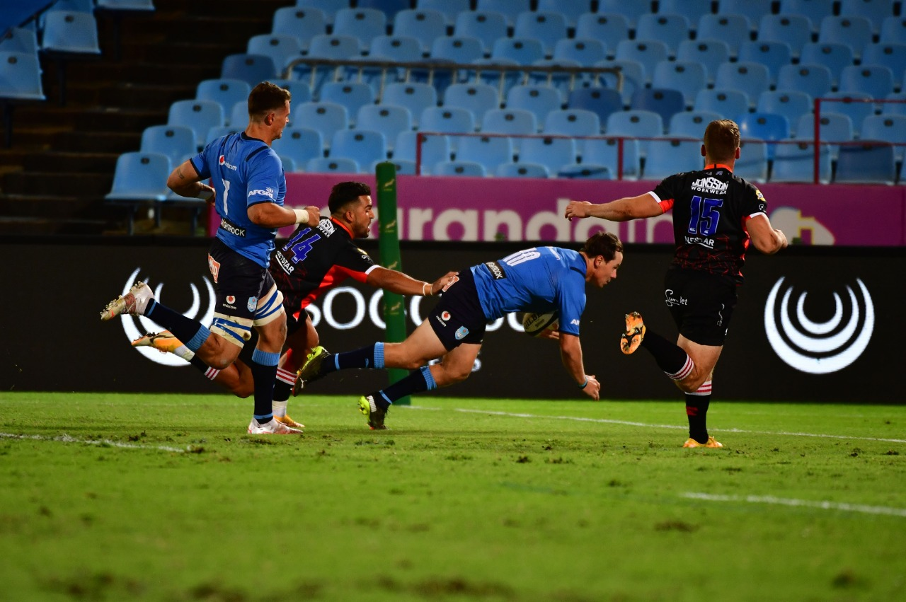 Vodacom Bulls secure victory against Emirates Lions in Rainbow Cup SA opener