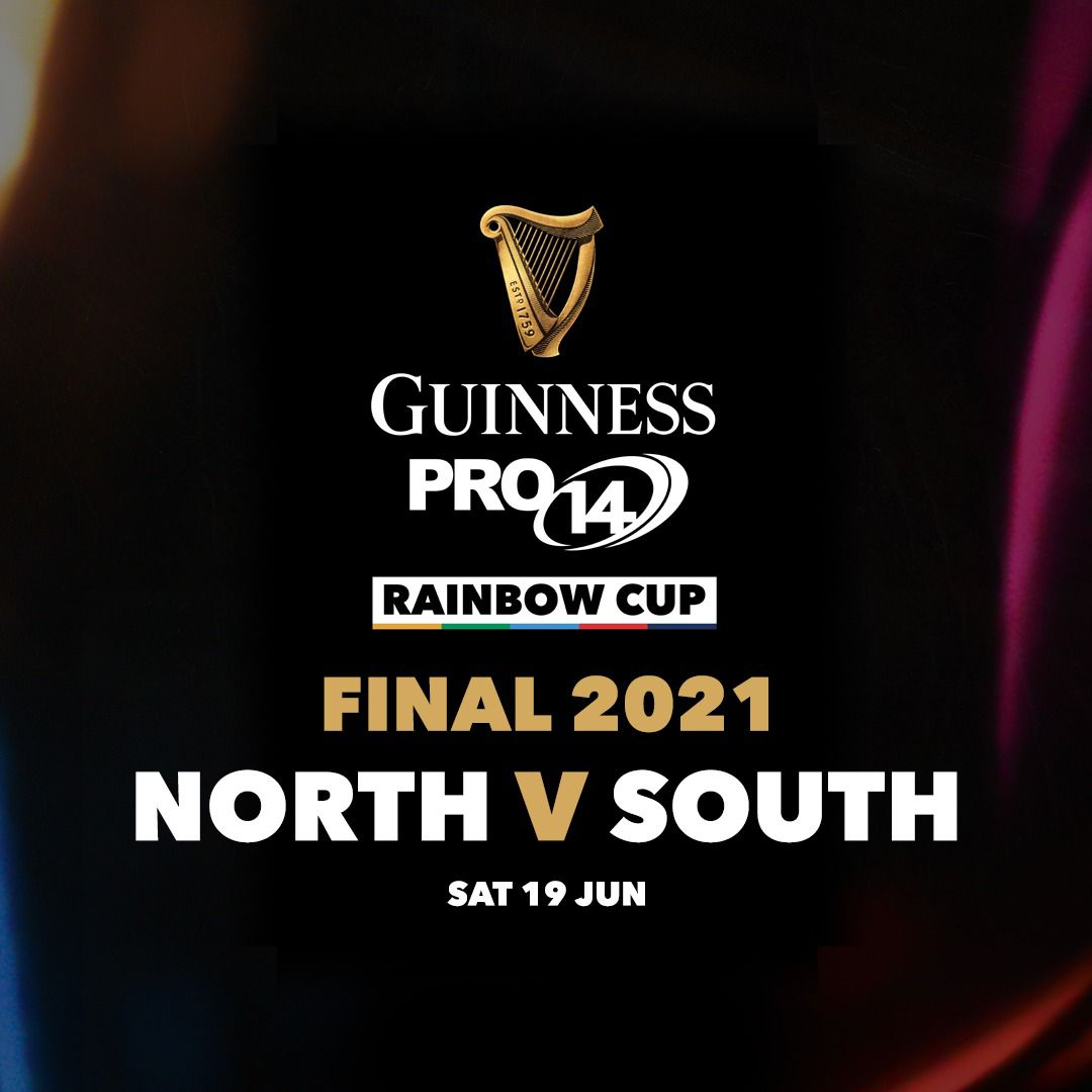 Planning at advanced stages for historic 'North v South' Rainbow Cup Final