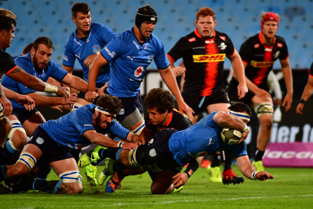 Vodacom Bulls leave it late in return North-South derby