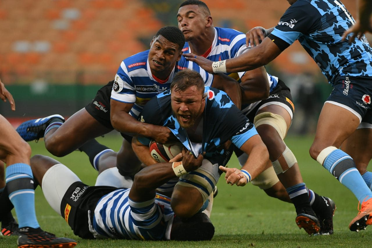 Vodacom Bulls unleash BEAST for Carling Currie Cup opener