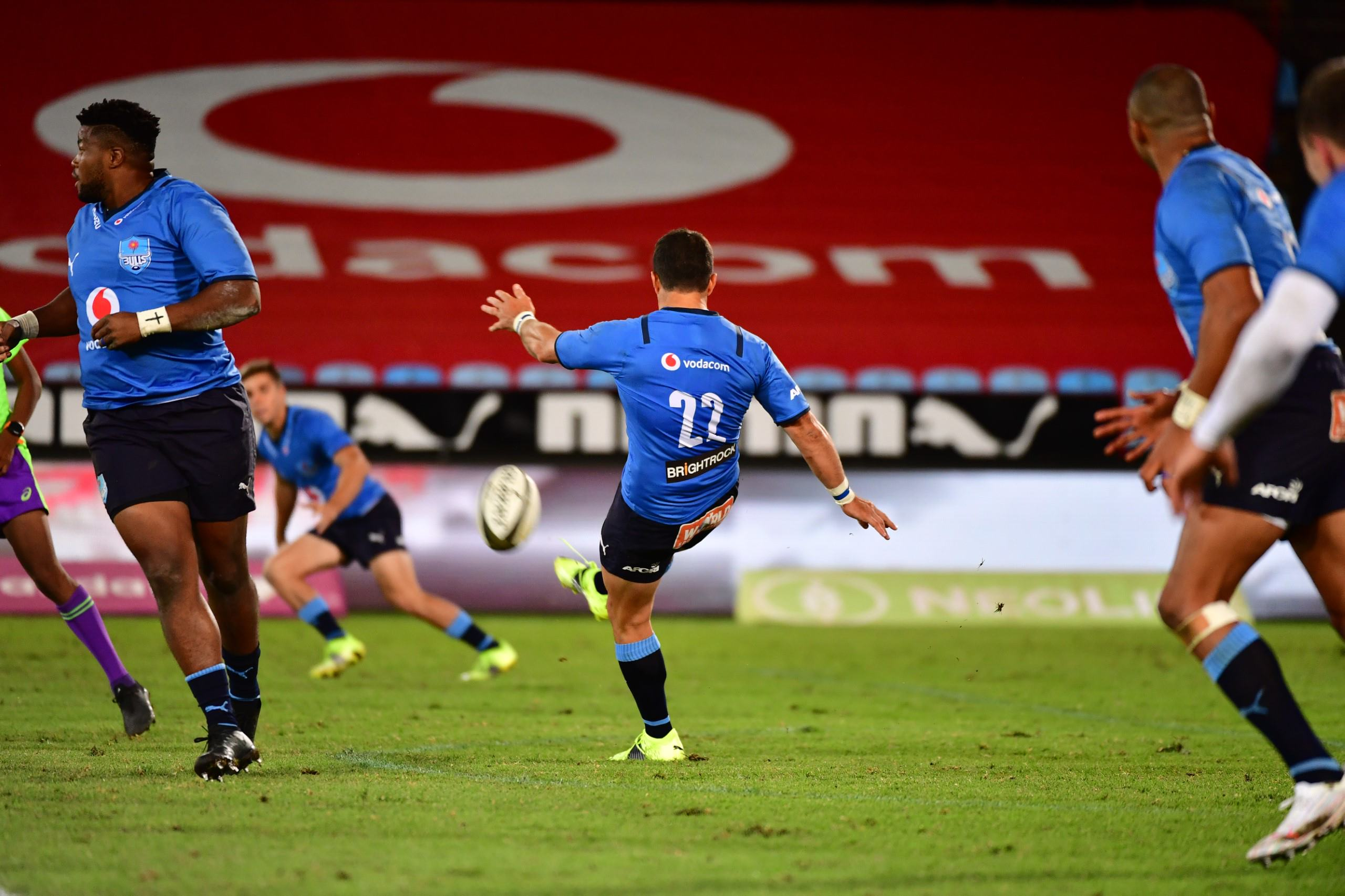 Vodacom Bulls aim for gold at the end of Rainbow